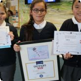 Christmas Card competition winners for Thurrock!...