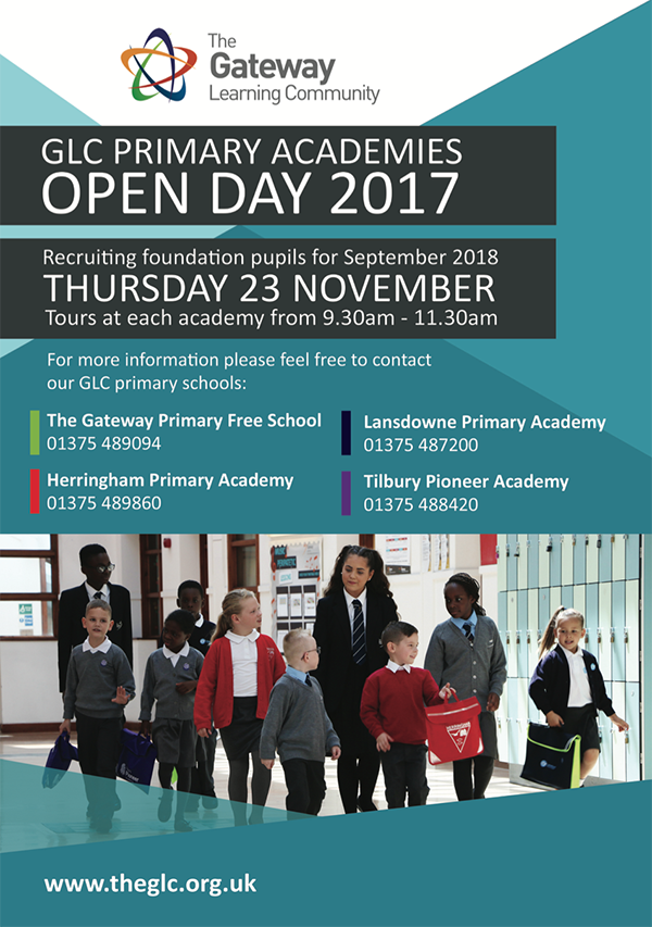 GLC Primary Open Days