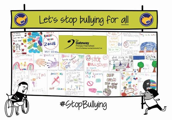 LPA Anti Bullying Poster